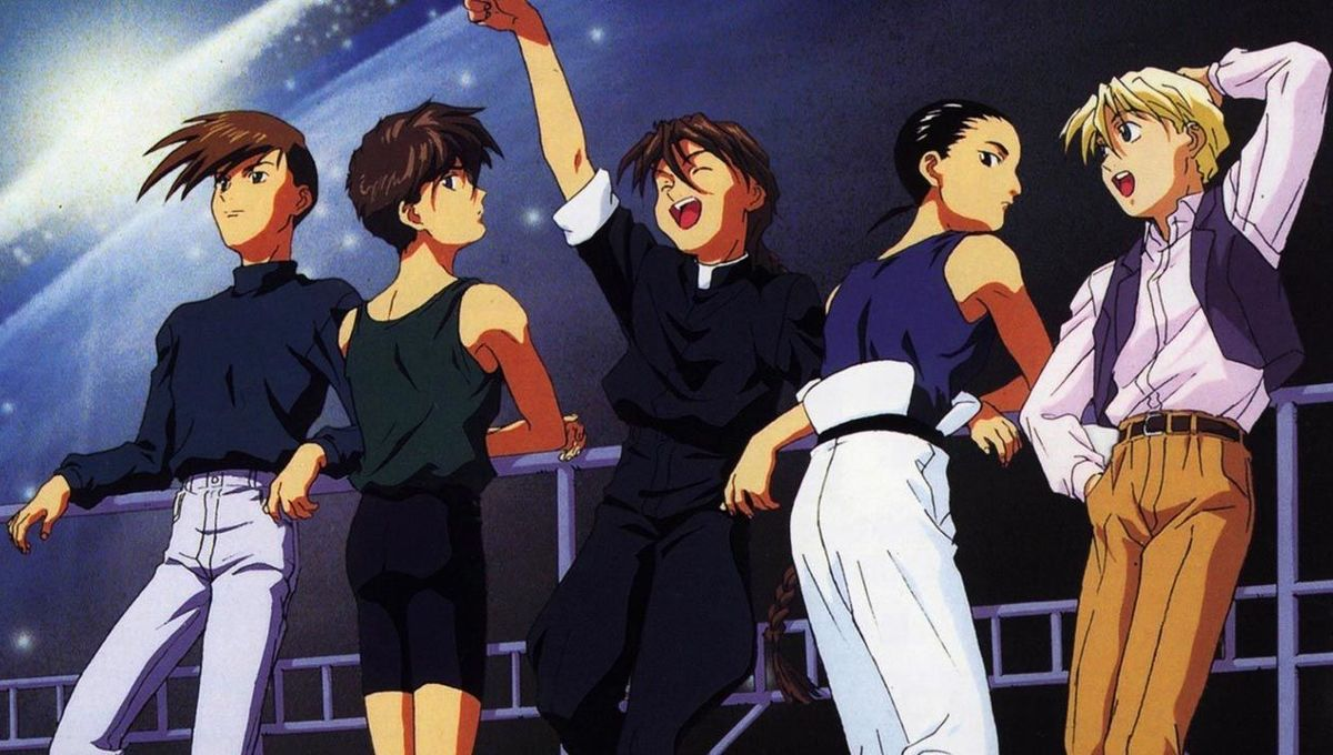 Gundam Wing – All the Anime