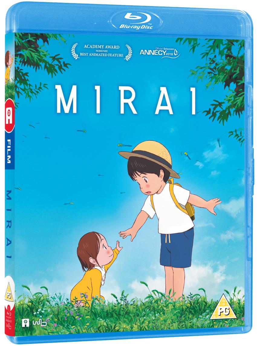 Mirai - Blu-ray