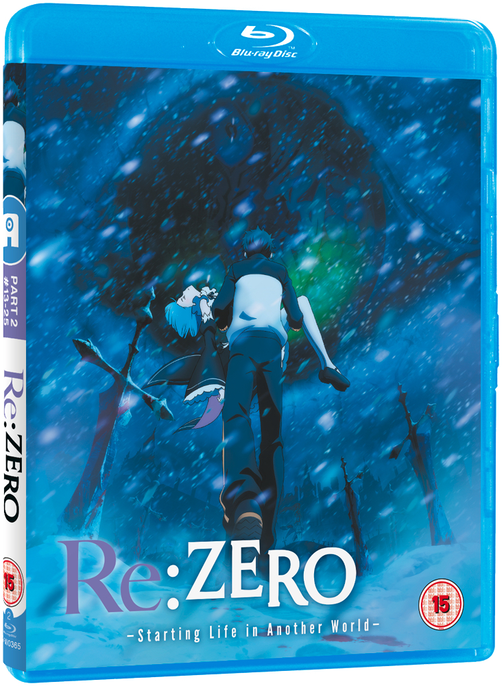 Part 2 - Blu-ray standard edition