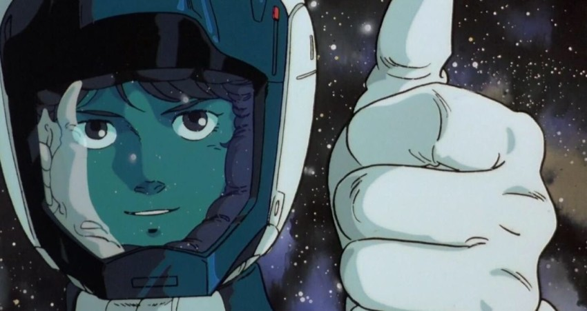 Zeta Gundam Part 2 – All the Anime