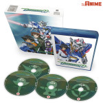 Mobile Suit Gundam 00: Part 1 - Blu-ray Collector's Edition -- out 11th November