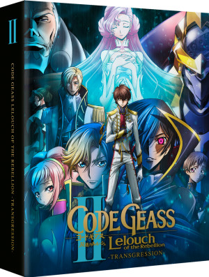 Code Geass II: Transgression - coming to Blu-ray on 18th November 2019