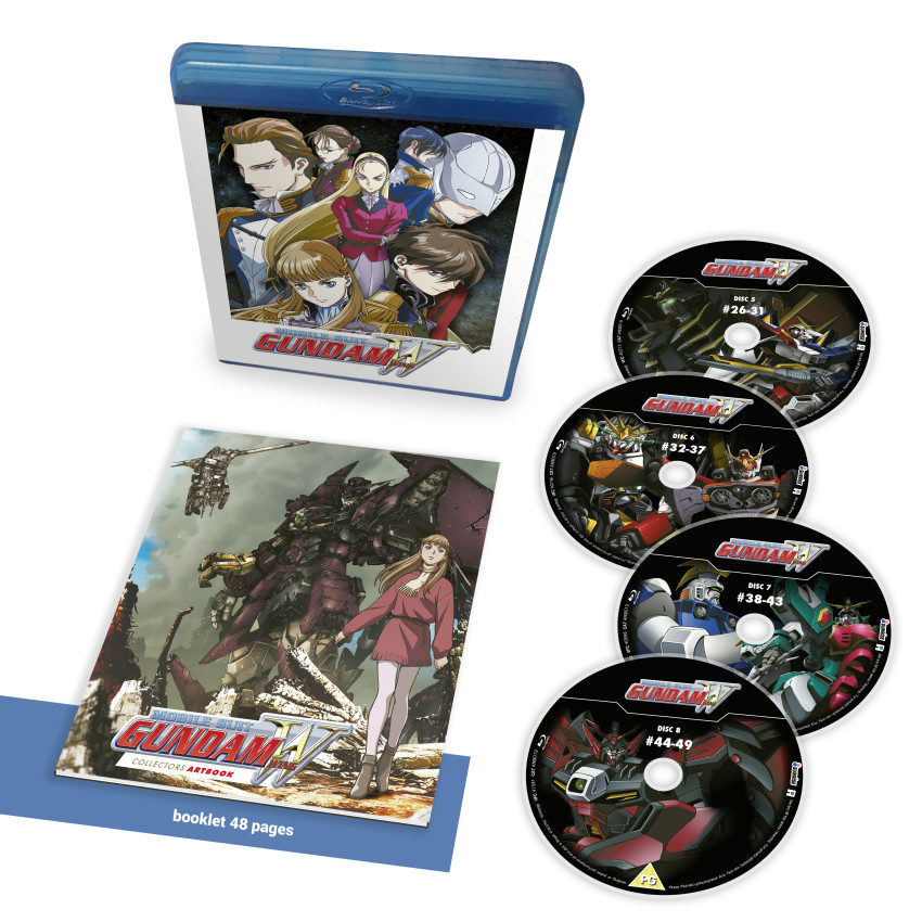 Gundam Part 2 Blu-ray Collector's Edition