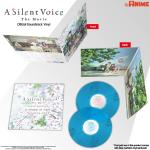 All The Anime Music #2 – A Silent Voice vinyl