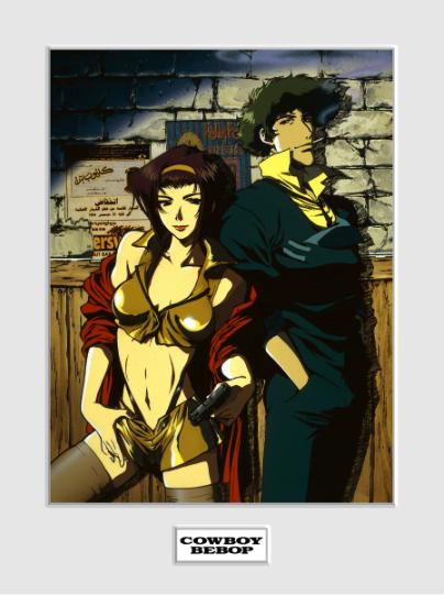Faye & Spike Print, £15