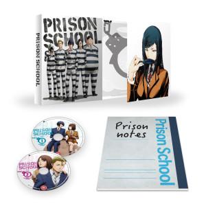 Prison School - Blu-ray Collector's Edition