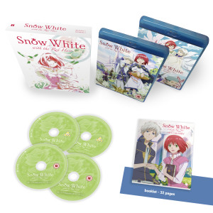 Snow White with the Red Hair: Seasons 1 & 2 - Blu-ray Collector's Edition