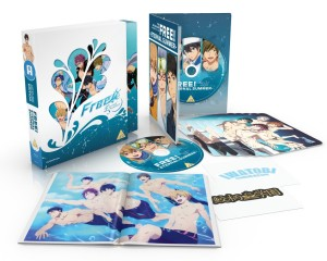 Free Eternal Summer - Blu-ray Collector's Edition
