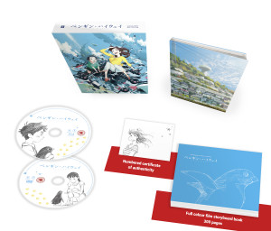 Penguin Highway comes to Blu-ray and DVD in February 2020!