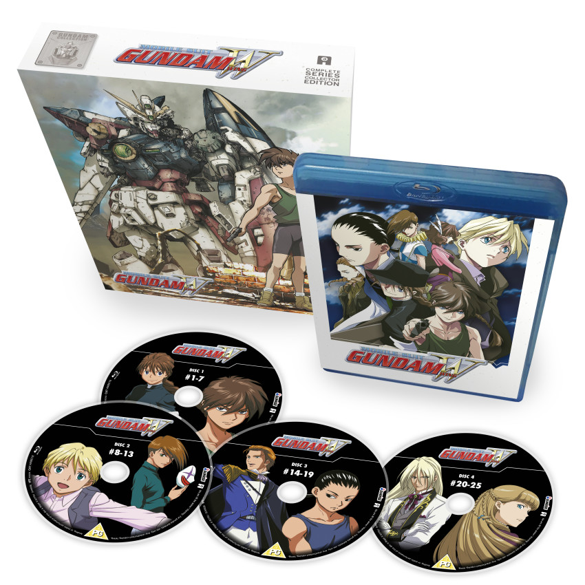 Gundam Part 1 Blu-ray Collector's Edition