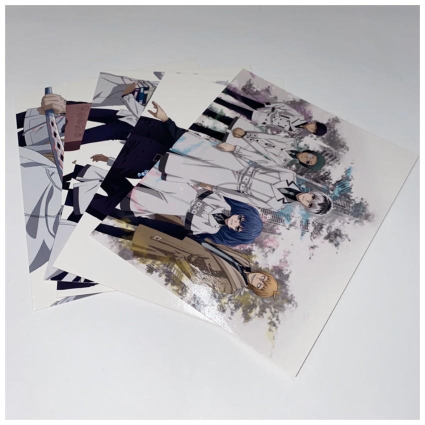 Next up, art cards!