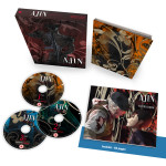 AJIN: Demi Human - Season 2 Blu-ray Collector's Edition set -- out 27th April