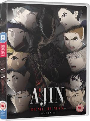 AJIN: Demi-Human - Season 2 DVD -- out 27th April 2020