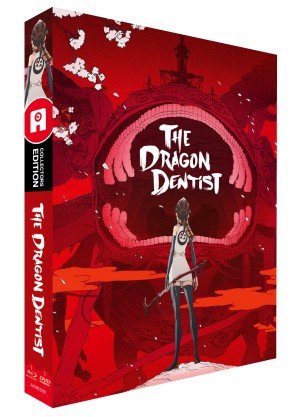 Slipcase Front_ANI0280 The Dragon Dentist Collectors Edition SM