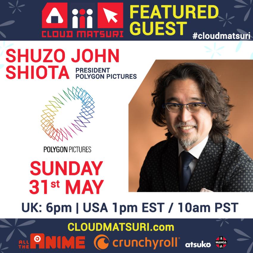Cloud Matsuri_Guest_Shuzo Shiota_Announcement FINAL_13th May
