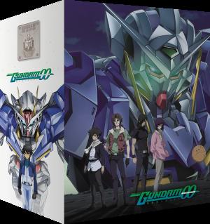 Gundam 00 AllTheAnime.com Exclusive bonus box