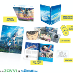 Additional Weathering With You Deluxe Edition variant – exclusive to AllTheAnime and Zavvi