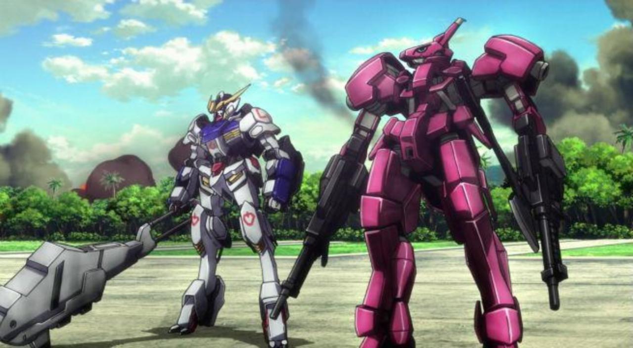 Gundam Iron Blooded Orphans