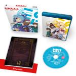 Konosuba Season 1 arrives on Collector's Ed. Blu-ray in October