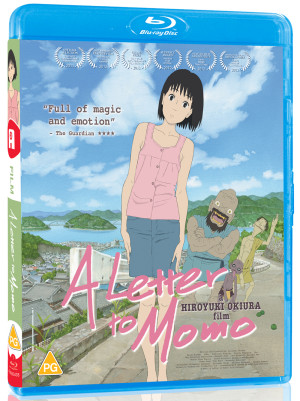 A letter to momo BD_AN