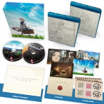 Violet Evergarden Collector's Edition Blu-ray arrives in January!