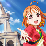 Love Live Sunshine: Over the Rainbow