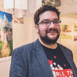 Photo of Andrew Partridge
